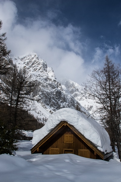 Chalet dans le Val Ferret