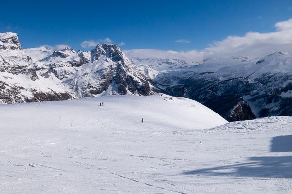 Sommet des pistes d'Alpe Devero