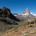 Le Cervin depuis Rotenboden