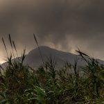 Stromboli / Orage sur le volcan