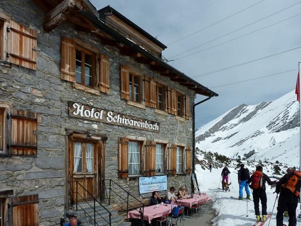 Hôtel Schwarenbach