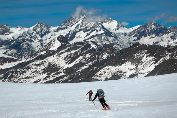 Descente vers Zermatt