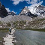 Le Lac des Vaches et son gué de pierres