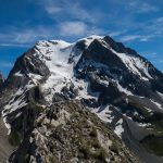 Grande Casse depuis le sommet de l'Aiguille de la Vanoise