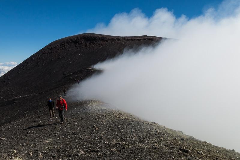 Etna / Cratère Central