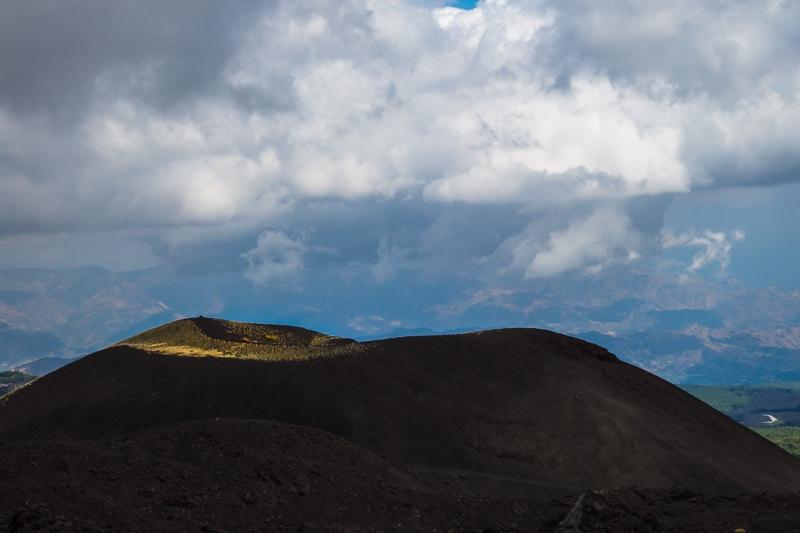 Etna / Coup de jour