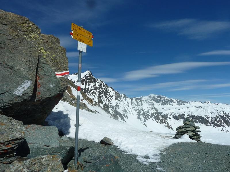 Fuorcla d'Agnel 2983 m