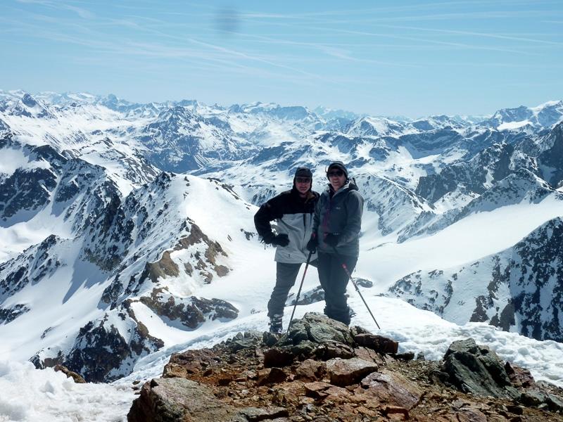 Tschima da Flix 3302 m