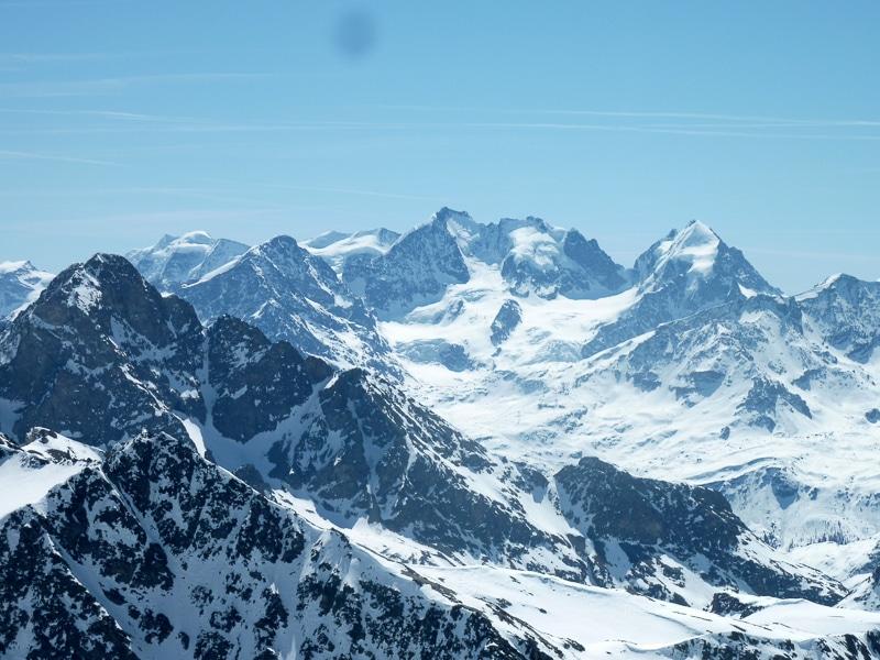 Bernina depuis Tschima da Flix