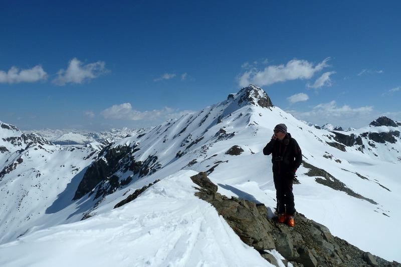 Fuorcla Laviner 3001 m