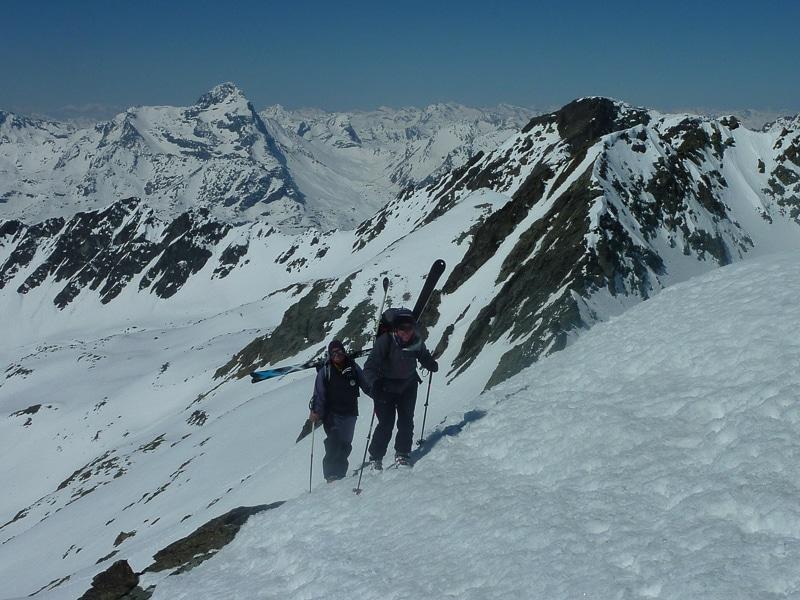 Piz Surgonda 3197 m