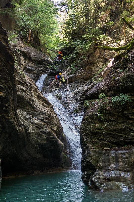 Canyon de Nyon