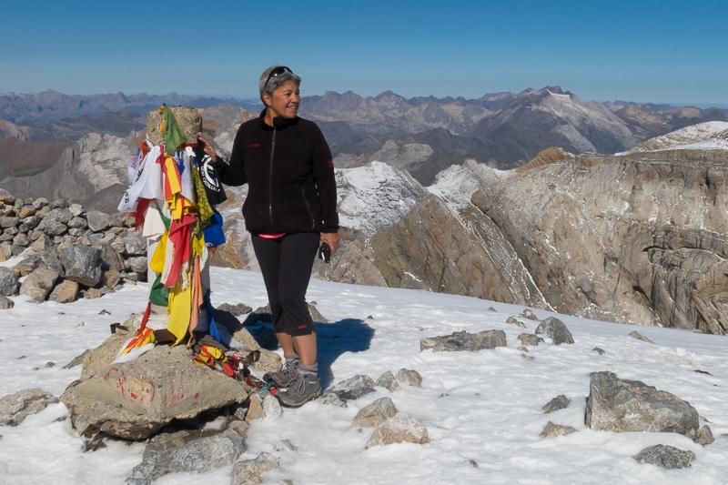 Sommet du Monte Perdido
