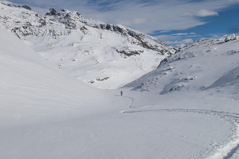 Jour 1 : Vers l'alpage de Mase