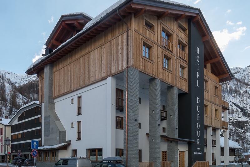 Jour 3 : Hôtel Dufour à Gressoney