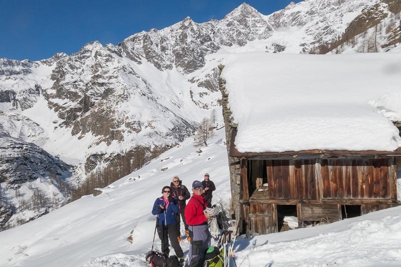 Jour 4 : Petite pause à l'alpage de Faller