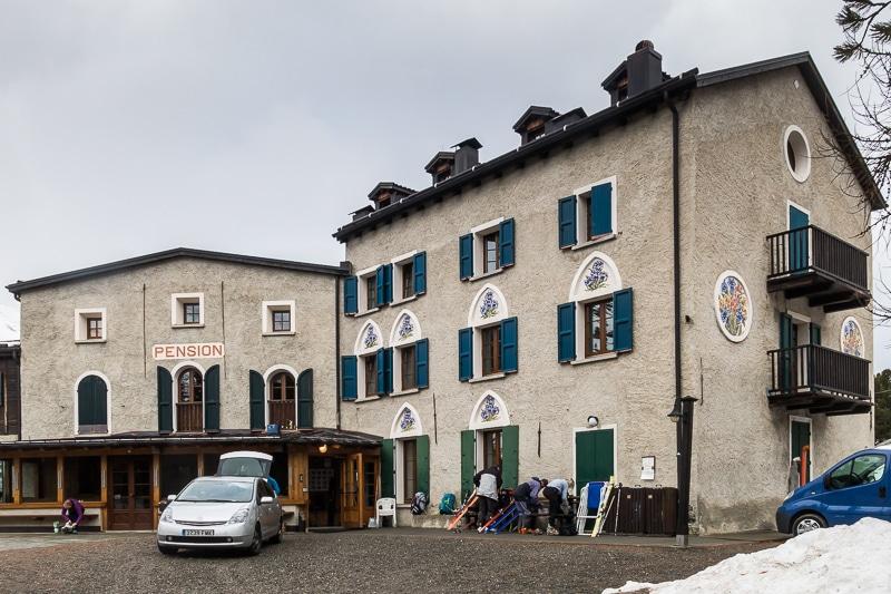 Rifugio Forni