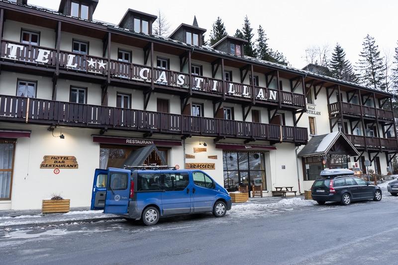 Hôtel Le Castillan à La Grave