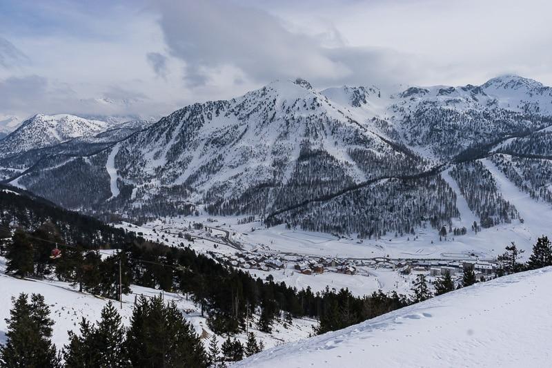 Montgenèvre et son domaine skiable