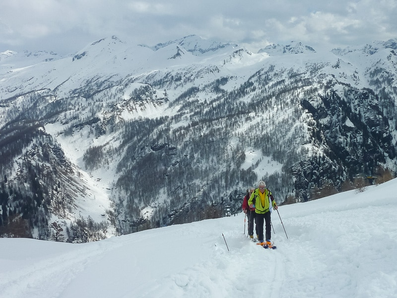 Rando au-dessus d'Alpe Devero