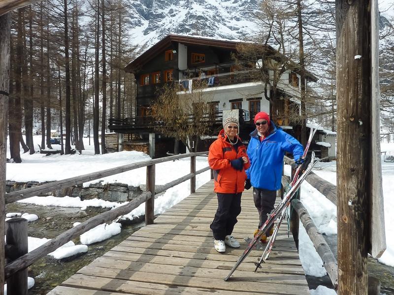 L'hôtel à Alpe Devero