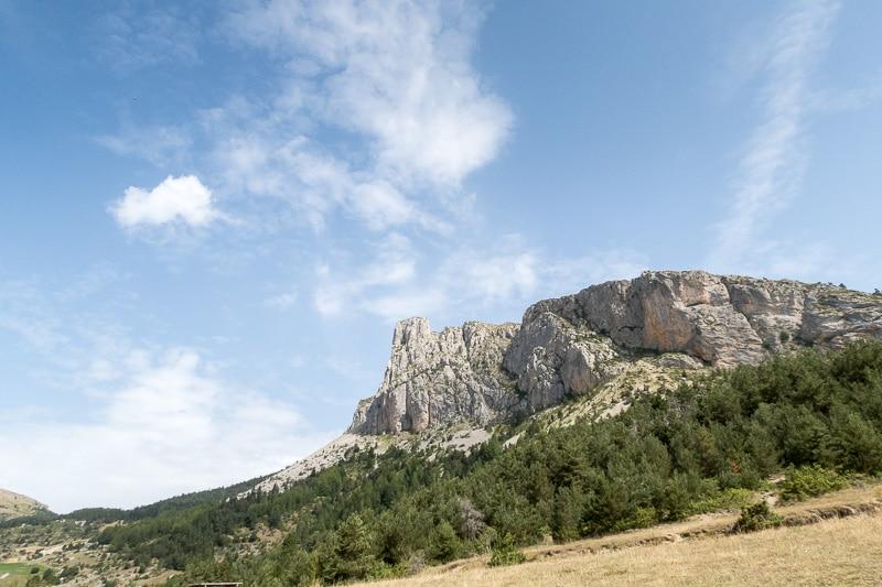 Site d'escalade des Gicons