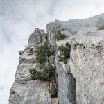 Via ferrata du Rocher de Saint-Julien (Buis-les-Baronnies)