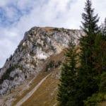 Le pilier Sud-Ouest du Mont Linla