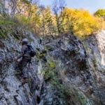 VF de Saint-Gervais : traversée