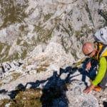 Descente du Triglav : vertigineuse !